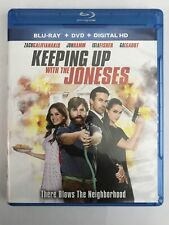 Keeping Up with the Joneses (Blu-ray) NO DVD OR DIGITAL