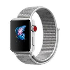 New Nylon Sport Loop Band Wrist Strap Replacement Band for Apple Watch Nike Plus