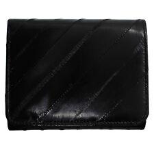 Genuine Eel Skin Credit Cards Wallet Zipper Coin Purse Women Purse