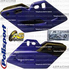 Polisport Guía De Cadena Trasera Azul de rendimiento para YAMAHA WR 250F 2009 Motocross