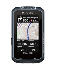 Bryton Rider 860E Computer Touchscreen GPS Ciclismo Nero BR860E