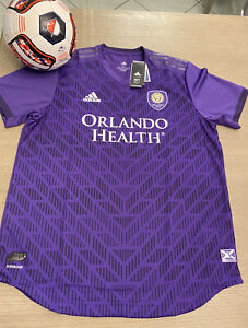 Adidas Authentic Orlando 19/20 Home Soccer Jersey Size Mens XL