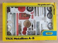 TRIX Metallbau 50 Stück Schrauben S1