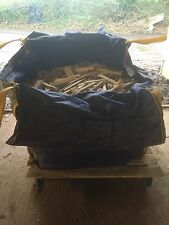 Dumpy Bag Of Firewood Firewood Kindling For £35.00