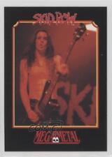 1991 Impel Mega Metal #106 Rachel Bolan Non-Sports Card 0w6