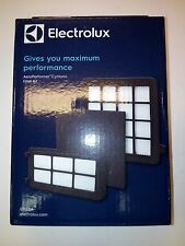 GENUINE Electrolux AeroPerformer Hepa Filter Set EF124A ZAP9940 ZAP9900 UAP9930