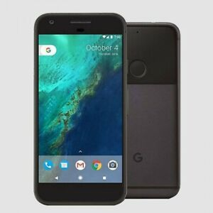 Refurbished Google Pixel XL 128GB Silver Smartphone 6 MTH WARRANTY FREE POSTAGE