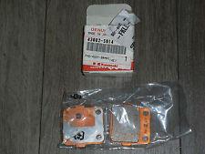 KAWASAKI KFX400-KSF400 PLAQUETTES FREIN PAD-ASSY-BRAKE,FR,LH REF OEM 43082S014