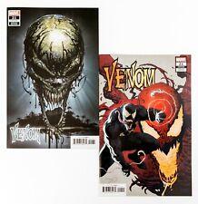 Venom #21 Variants (2018 Marvel) Cates/Stegman, Crain & Rivera Variants! NM
