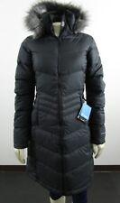 Womens XS-S-M-L Columbia Polar Freeze 650-Down Insulated Mid Puffer Jacket Black