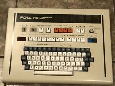 Vintage For.A VTW-600 Video Typewriter HALL EFFECT Keyboard Micro Switches