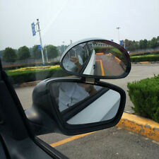 1* Car Safety Universal Vehicle Side Blindspot Blind Spot Mirror Wide Angle View