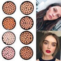 Face Blush Powder Cheek Color Comestics Blusher Bronzer Contour Makeup