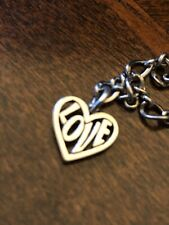 James Avery  Heart Love  Charm
