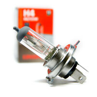 2 X H4 P43t Poires Voiture Véhicule Lampe Halogène 3200K 60/55W Blanc 12V