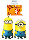 Despicable Me 2 (DVD, 2013)free shipping
