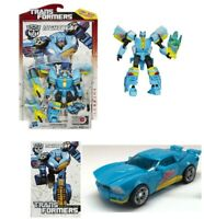 Transformers Generations Thrilling 30 Deluxe Class Nightbeat NEW! Blue Camaro