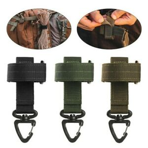 Glove Hanging Buckle Anti-Lost Buckle Hook Multi-Purpose Outdoor Duable