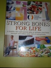 Strong Bones for Life RRP AU$44.97 (Hardcover, 2004)