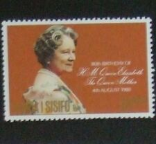 Samoa 1980 Queen Mother's 80th Birthday MNH UM unmounted mint
