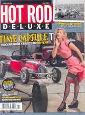 HOT ROD DELUXE MAGAZINE - May 2015 (NEW COPY)