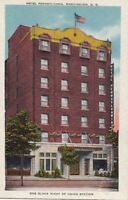 Postcard Hotel Pennsylvania Washington DC