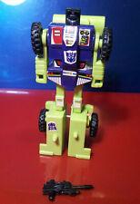 Scrapper G1 Transformers Devastator Constructicons w/ blaster