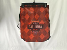 Vintage 2015 NBA All Star Weekend Gym Bag Sackpack Red 963dd93366b31