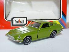 Polistil CE64 1/43 Nissan Datsun 240Z Diecast Metal Model Car