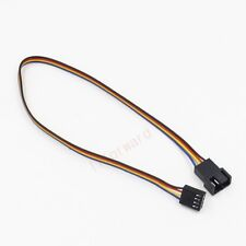 """10pcs 300mm 12"""" 4pin to 4pin PWM CPU Case Fan Connector extension Power Cable"""