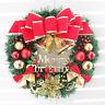 30cm Weihnachtskranz Weihnachten Wandkranz Türkranz Weihnachtsdeko Kranz Deko