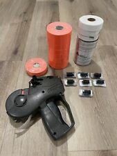 Avery Dennison Monarch 1136 Price Gun 2 Line Black18 Rolls Orangewhite Amp 7 Ink