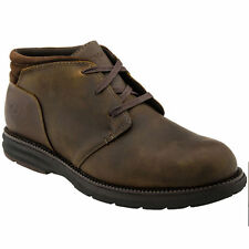 Skechers 100% Leather Lace-up Casual Shoes for Men
