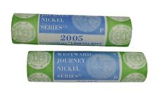 2005 Westward Journey Nickel Ocean in View 2Roll Set (4W8)
