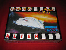 ALIEN Narcissus 1991 Vintage Model Kit Halcyon Japan Ripley ALIENS Nostromo Ship