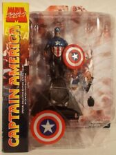 Marvel Select - Captain America Bucky With Mask Winter Soldier Diamond (MISP)