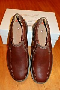 Unstructured By Clarks Un Ramble Step 38188 Slip-On Shoes Men 11 Medium W