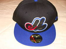 Neon Montreal Expos Custom New Era Hat MLB Cap 7 3/4