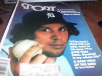 Sport Magazine 7/1977 Mark Fidrych Detroit