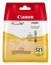Original CANON TINTE PATRONEN PIXMA MP540 MP550 MP560 MP620 MP630 MP980 MX870 Y