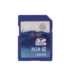 High Speed 2GB SD Secure Digital Memory Card 2G 2 GB ER