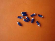 10) CHEVROLET SUBURBAN CLUSTER GM STEPPER light bulbs blue