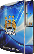 Manchester City F.c. Ps3 Console Skin Official Licensed Product