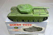 VINTAGE DINKY TOYS MODEL No 651      CENTURION TANK       VN  MIB