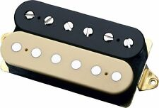 DIMARZIO DP192 Air Zone Humbucker Guitar Pickup - BLACK/CREME REGULAR SPACING
