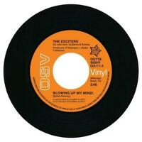 THE EXCITERS Blowing Up My Mind / Turn Me On NEW NORTHERN SOUL 45 (OUTTA SIGHT)