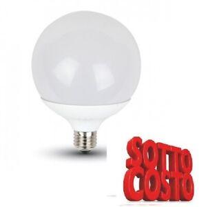V-TAC VT-1884D LAMPADINA GLOBO DIMMERABILE LED E27 13W=75W WATT G120