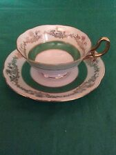 SHAFFORD HAND DECORATED CUP & SAUCER