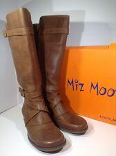 MIZ MOOZ Pauline Women's Wide Calf Boots Size 9.5, Whiskey Z8-54