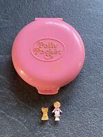 Vintage Polly Pocket Animal  Hospital 99% Complete Blue Bird Toys